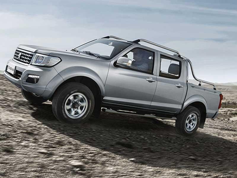 Le nouveau pick-up de Peugeot est disponible chez CFAO Motors Tchad !